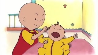 Funny Animated cartoon for Kids | Cartoon Caillou | Caillou