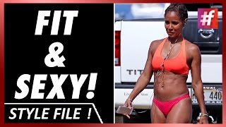 #fame hollywood - Jada Pinkett Smith's Sizzling Hot In Bikini!
