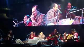 Akhiyan Udeek Diyan, Rahat Fateh Ali Khan Live Concert Toronto 2017