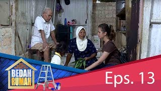 Pantas Dibedah! Begini Kondisi Rumah Ibu Ngatmi | BEDAH RUMAH EPS. 13 (2/4) GTV 2018