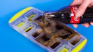 24 LIFE HACKS WITH COCA COLA