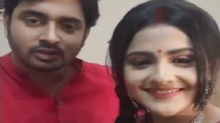 Guru Dakshina   Saheb & Shoi talks on Colors Bangla TV Serial Gurudakshina