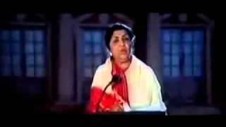 Ek Tu Hi Bharosa - Pukar song by lata mangeshker.flv