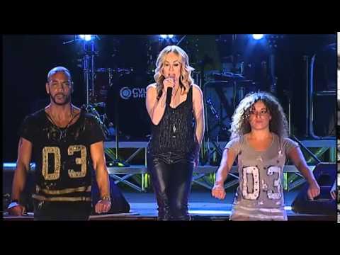 Alexia - Medley 90's @ Festival Show - Jesolo (2014)