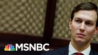 Jared Kushner Releases Statement: 'I Did Not Collude'   Morning Joe   MSNBC