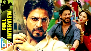 Shah Rukh Khan | Raees | Full Interview | Rapid Fire | Nawazuddin Siddiqui | Mahira Khan