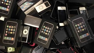 My Massive Apple Device Collection (2017)