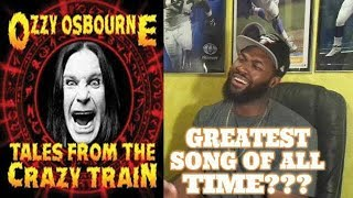 CAN THIS BE IN THE TOP 10 BEST SONGS OF ALL TIME??? | Ozzy Osbourne - Crazy Train (1980) -REACTION