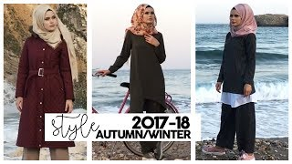 3 Different Modest Styles for Autumn