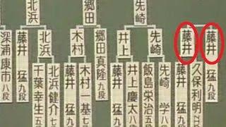 【将棋】藤井猛vs藤井猛