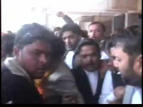 Xxx Mp4 Kamlesh Pathak In Kanpur Gangster Court ABC News 3gp Sex