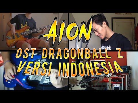 Download Lagu OST Dragonball Versi Indonesia [Rock/Metal Cover] MP3