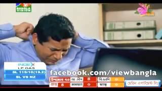 Bangla New Natok 2014 Sikandar Box Ekhon Pagol Prai By Mosharraf Karim 4