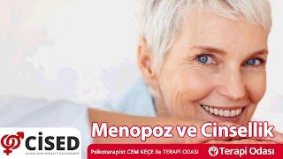 Menopoz ve Cinsellik  - Terapi Odası
