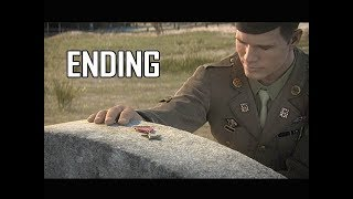 CALL OF DUTY WW2 Walkthrough Part 13 - ENDING Epilogue (Campaign Story Let's Play Commentary)