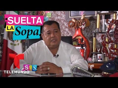Suelta La Sopa Alcalde se retracta tras comentario de sobre fianza de Gerardo Ortíz Entrete
