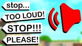 LOUD SONGS VS ROBLOX PLAYERS