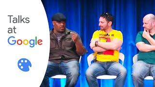 NYC'17 Comic Con Panel: