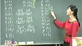 周育如 K.K 音標英文教學 (自然發音)