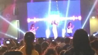 Maja Salvador - Slow Down with Xtreme Level Danz Crew @ Teleserye Bidas in Qatar Oct 31 2014