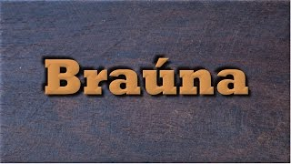 Braúna -  Tipos de Madeiras