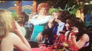 Classic Coronation Street Rita Singing & Scrapping