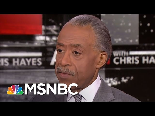 Rev. Al Sharpton: Donald Trump Has Built A Whole Presidency On Race | All In | MSNBC