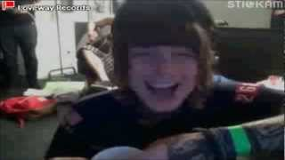 Never Shout Never Live On Stickam In Argentina 11/2/2012