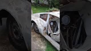 Puma GTE.1979. Restauração