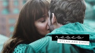 dylan and emma    roses