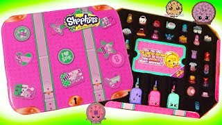 Giant Pack 40 Mystery Shopkins Season 8 Lost Luggage Exclusive Set - Toy Video