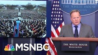 Fact Checking White House Press Secretary Sean Spicer