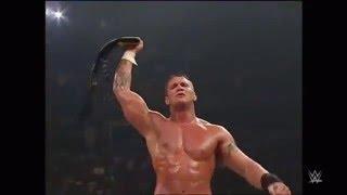 اصغر 5 مصارعين فازو بلقب بطل العالم للوزن الثقيل ● WWE