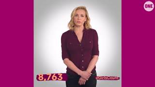 #GirlsCount | Chelsea Handler - 8,763