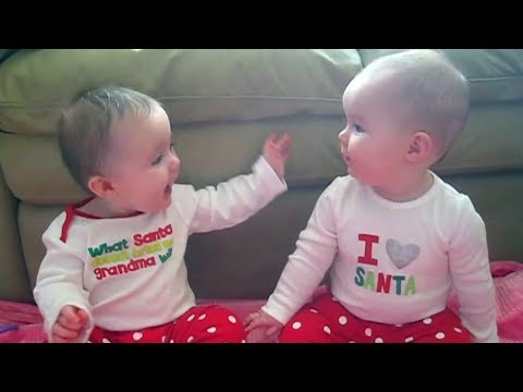 If You Will Not LAUGH You are a ROBOT Funny Christmas Baby Fails Compilation 2018