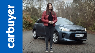 New 2017 Kia Rio in-depth review – Carbuyer – Ginny Buckley