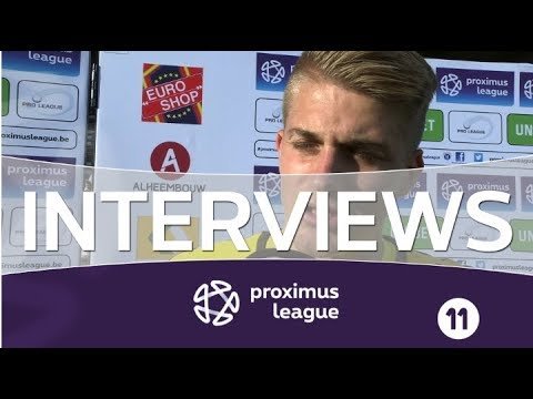 Interviews / Roeselare - Cercle / Cercle 17/09/2017