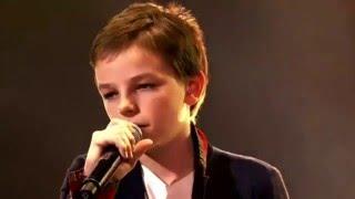Jens, Anton & Felix Sing Coldplay's Viva La Vida - Breathtaking - Voice Kids
