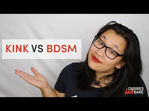 Xxx Mp4 Whats The Difference Between Kink And BDSM 3gp Sex