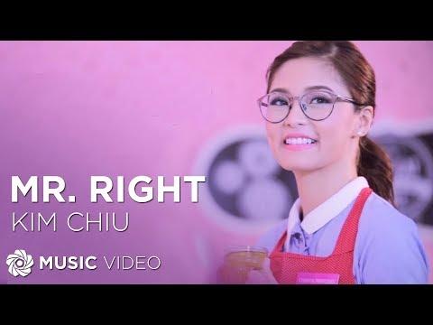 KIM CHIU Mr. Right Official Music Video