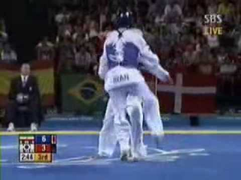 Olympic Tae-Kwon-Do Sparring