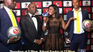 Top Billing brings your the highlights from the 2016 PSL Awards