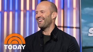Jason Statham On 'Fate Of The Furious,' Helen Mirren, Turning 50 | TODAY