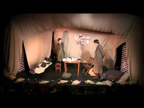 Journey's End - Bedlam Theatre 07/02/15