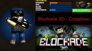 Blockade 3D - Crossbow {Série sniper épisode 12}