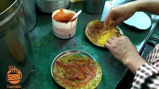 Vidhyanagar famous food stall ! street food india food addict