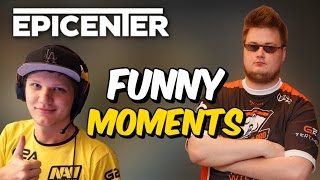 EPICENTER 2016 FUNNY & BEST MOMENTS