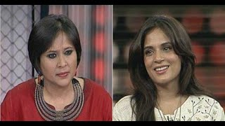 Barkha Dutt interviews Richa Chadha on The Buck Stops Here ...On Masaan, Misogyny & Managing Trolls