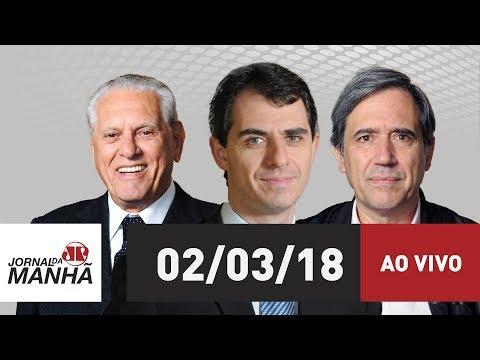 Jornal da Manhã  - 02/03/18