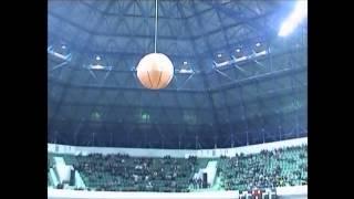 Basket Hall Arena, Kazan, Tatarstan, Russia (Home Arena of The UNICS Kazan)